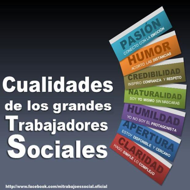 Cualidades de l@s grandes trabajadores/as sociales