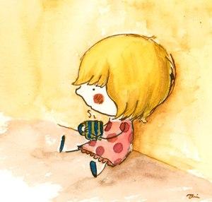 Ilustración de Irisz Agocs