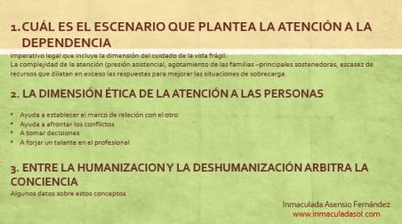 Humanizacion y Dependencia 2