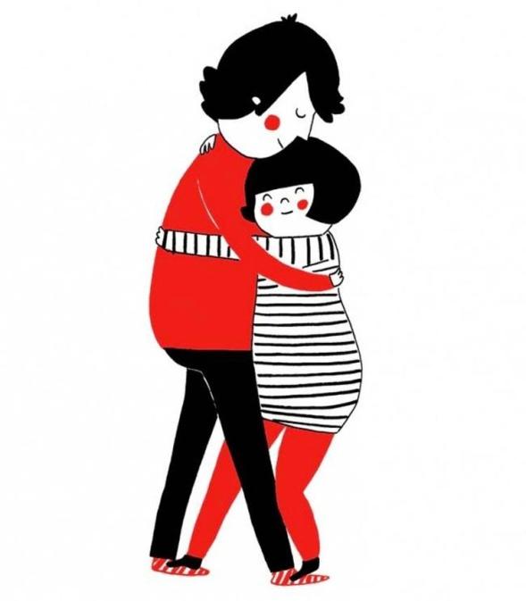 Ilustración de la artista Philippa Rice