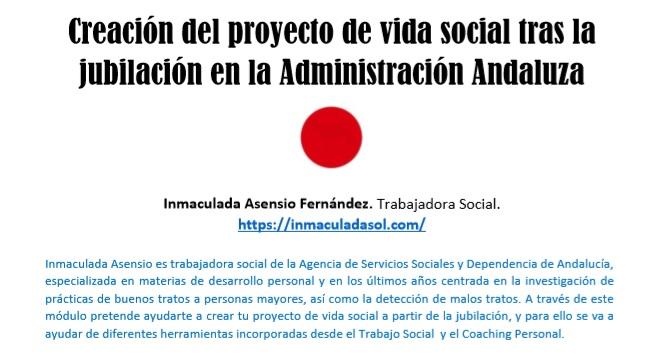 creacion proyecto vida social